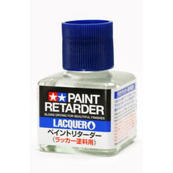 TAMIYA 87198 Lacquer Paint Retarder 40ml.