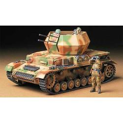 TAMIYA 35233 German Flakpanzer Wirbelwind 1:35 Military Model Kit