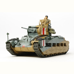 TAMIYA 32572 Matilda Mk III / IV British Infantry Tank 1:48 Military Model Kit