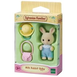 Sylvanian Families Milk Rabbit Baby Family Figure 5413