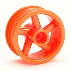 Tamiya RC 54914 T3-01 Dual Rider Front Wheel (Flora) RC Car Spares/ Hop Ups