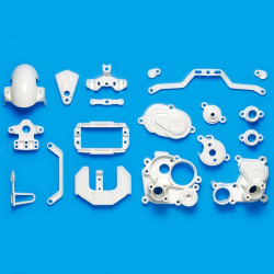 Tamiya RC 54915 T3-01 A Parts White RC Car Spares/ Hop Ups