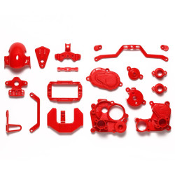 Tamiya RC 54916 T3-01 A Parts Red RC Car Spares/ Hop Ups