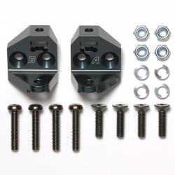 Tamiya RC 54944 CC-02 Aluminium Arm Pivots (A&B) RC Car Spares/ Hop Ups