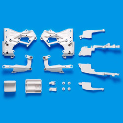Tamiya RC 54917 T3-01 C Parts White RC Car Spares/ Hop Ups