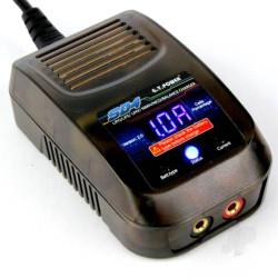 GT Power SD4 20W AC 3A UK Charger LiPo LiFe LiHv NiMH NiCd Balance Charger