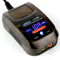 GT Power SD4 20W AC 3A UK Charger LiPo LiFe LiHv NiMH NiCd Balance Charger