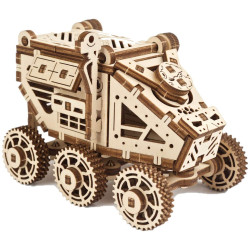 UGEARS Mars Buggy Mechanical Wooden Model Kit 70134