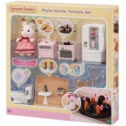 SYLVANIAN Families Playful Starter Furniture Set 5449