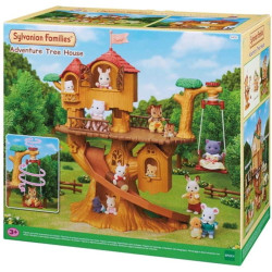 SYLVANIAN Families Adventure Tree House 5450