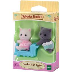 SYLVANIAN Families Persian Cat Twins Figures 5457
