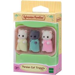 SYLVANIAN Families Persian Cat Triplets Figures 5458
