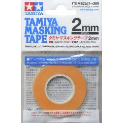 Tamiya 87207 Masking Tape 2mm Model Kit Tools Accessories