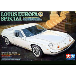 Tamiya 24358 Lotus Europa Special 1:24 Plastic Model Car Kit
