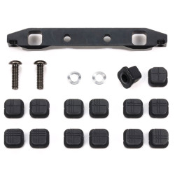 Tamiya RC 54967 TT-02S Steel Adjustable Suspension Mount Rear RC Spares Accessories