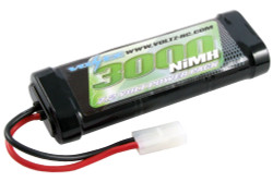 VOLTZ 3000mah Stick pack 7.2v with tamiya connector