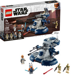 LEGO 75283 Star Wars Armored Assault Tank (AAT) Age 7+ 283pcs