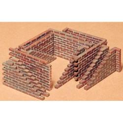 TAMIYA 35028 Brick Walls 1:35 Military Model Kit
