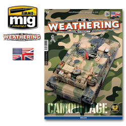 Ammo by Mig Camouflage Guide Book For Model Kits Mig 4519