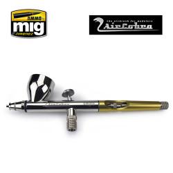 Ammo by Mig Aircobra Airbrush For Model Kits Mig 8625
