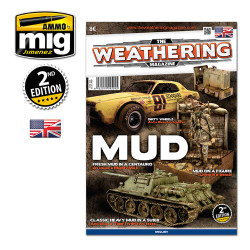 Ammo by Mig Mud Guide Book For Model Kits Mig 4504