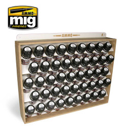 Ammo by Mig 35ml Ammo Storage System For Model Kits Mig 8006