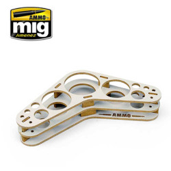 Ammo by Mig Boomerang Organiser Storage System For Model Kits Mig 8028