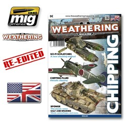 Ammo by Mig Chippings Guide Book For Model Kits Mig 4502