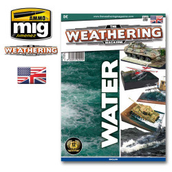 Ammo by Mig Water Guide Book For Model Kits Mig 4509