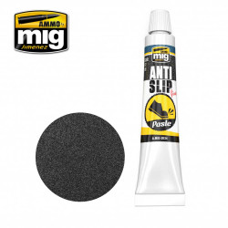 Ammo by Mig Anti Slip Paste Black For Model Kits Mig 2034