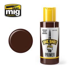 Ammo by Mig Brown Oxide One Shot Primer For Model Kits Mig 2026