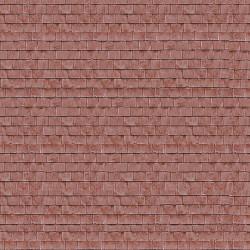Art Printers Building Material OO Gauge Red Roof Tiles BM063