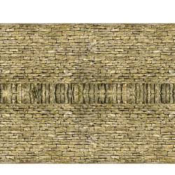 Art Printers Building Material OO Gauge Dry Stone Walling BM025