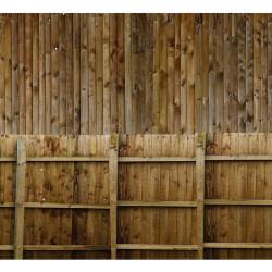 Art Printers Building Material OO Gauge Solid Wood Fencing BM020