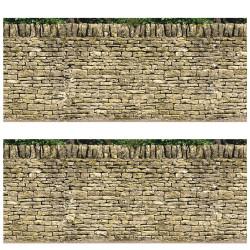 Art Printers Building Material OO Gauge Dry Stone Walling BM026