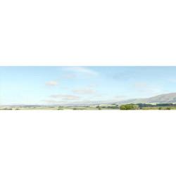 Art Printers Hills & Dales OO Gauge 15in High 10ft Long High Backscene 207A
