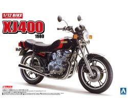 Aoshima 05333 Yamaha XJ400 1980 1:12 Plastic Model Bike Kit