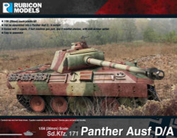 Rubicon Models 280014 Panther Ausf D/A 1:56 Plastic Model Kit
