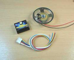 MTroniks 26089 Digisound - Digital Sound Modules - Multi Cylinder Diesel