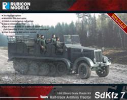 Rubicon Models 280065 Sdkfz 7 Halftrack 1:56 Plastic Model Kit