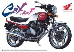 Aoshima 04164 Honda Cbx400F (Honda) 1:12 Plastic Model Bike Kit