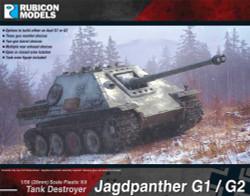 Rubicon Models 280064 Japdpanther (G1 & G2) 1:56 Plastic Model Kit