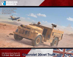 Rubicon Models 280075 Chevrolet Wb 30Cwt Truck 1:56 Plastic Model Kit