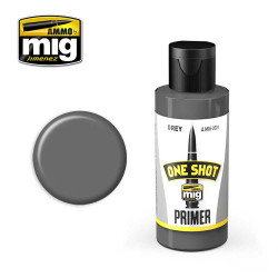 Ammo by Mig Grey One Shot Primer For Model Kits Mig 2024