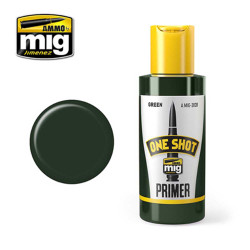 Ammo by Mig Green One Shot Primer For Model Kits Mig 2028