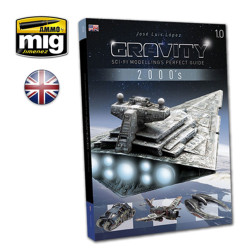 Ammo by Mig Gravity 1.0 - Sci Fi Modelling Perfect Guide For Model Kits Mig 6110