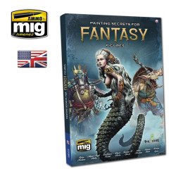 Ammo by Mig How To Paint Fantasy Figures For Model Kits Mig 6125