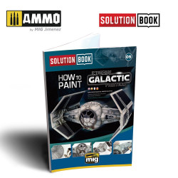 Ammo by Mig How To Paint Galactic Fighters For Model Kits Mig 6520