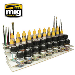 Ammo by Mig Workbench Organiser For Model Kits Mig 8001