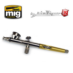 Ammo by Mig Airviper Airbrush For Model Kits Mig 8624